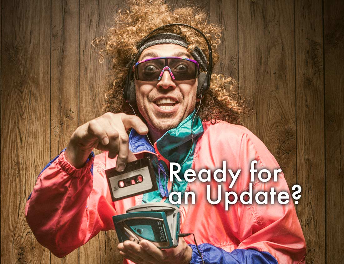 When is a website ready for a redesign? | Logic Media